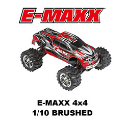 E-Maxx - 4x4 - 1/10