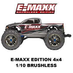 E-Maxx Edition - 4x4 - 1/10