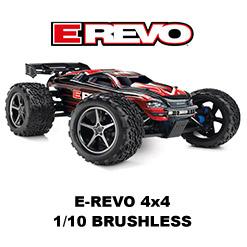 E-Revo - 4x4 - 1/10 - VXL
