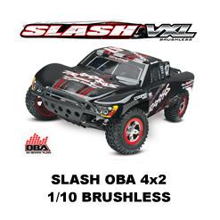 Slash OBA - 4x2 - 1/10 - VXL