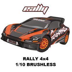 Rally - 4x4 - 1/10 - VXL