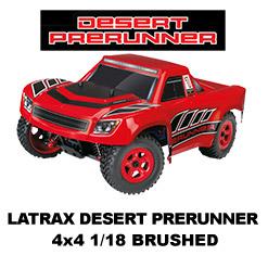 LaTrax Desert Prerunner - 4x4 - 1/1