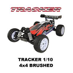Tracker 1/10 4x4 Brushed