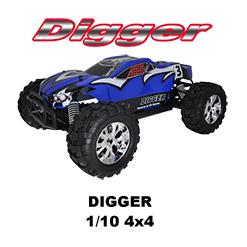 Digger 1/10 4x4