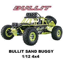 Bullit Sand Buggy 1/12