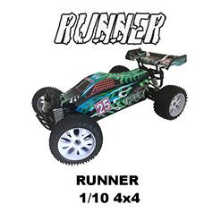 Runner 1/10 4x4